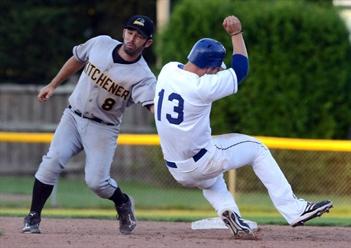 Guelph Royals bats go quiet against Kitchener | TheRecord com