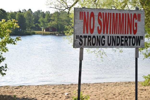 Town leaders warn of drowning risk at Arnprior beach
