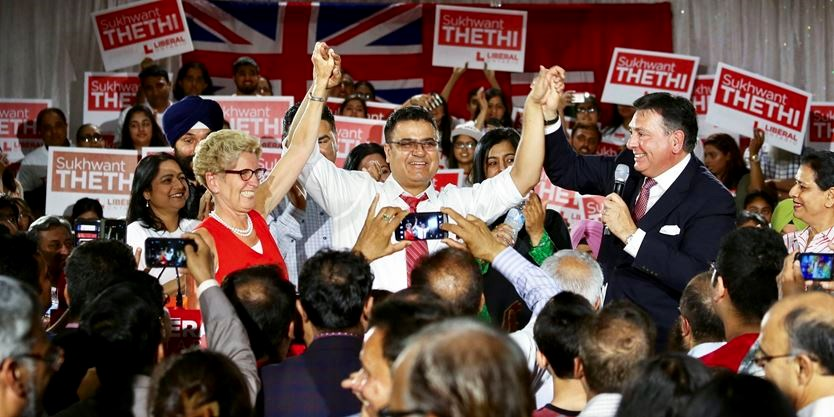 ontario liberal how to become a candidate riding