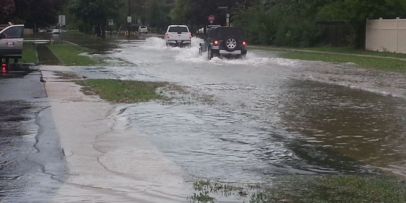 Image result for Toronto Has Issued A Flood Warning