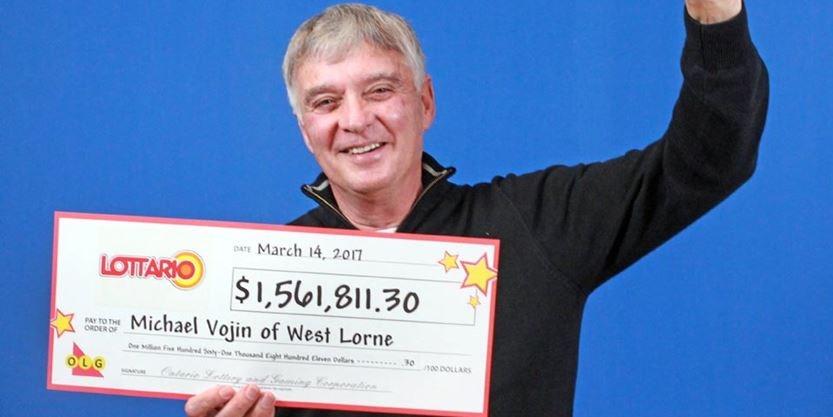 $1,561,811 Lottario Winner