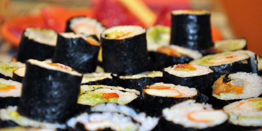 Your Top 5 places for sushi in Oakville