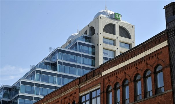 TD-Canada Trust branch in Kitchener to move down the street