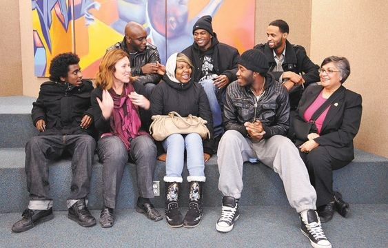 AT ISSUE: New program puts troubled youth back on track