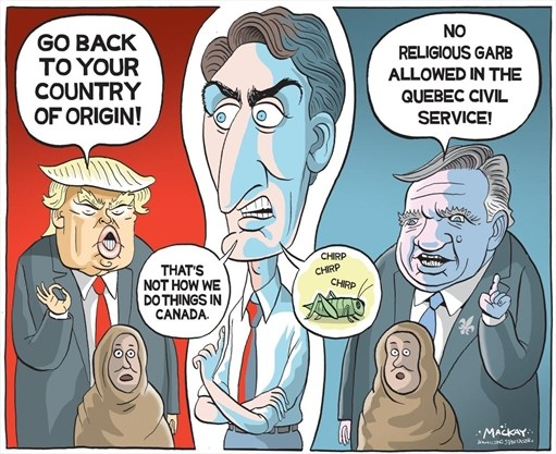 Opinion Editorial Cartoon For July 19 Thespec Com