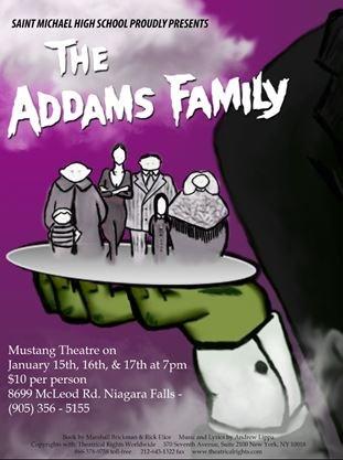 Addams family 2020