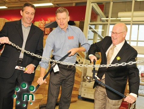Cobourg Canadian Tire celebrates grand re-opening