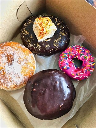 Admirable Where To Find Artisanal Doughnut Makers In Hamilton And Burlington Wiring Cloud Peadfoxcilixyz