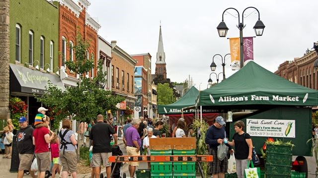 Farm-fresh foods coming back to annual Downtown