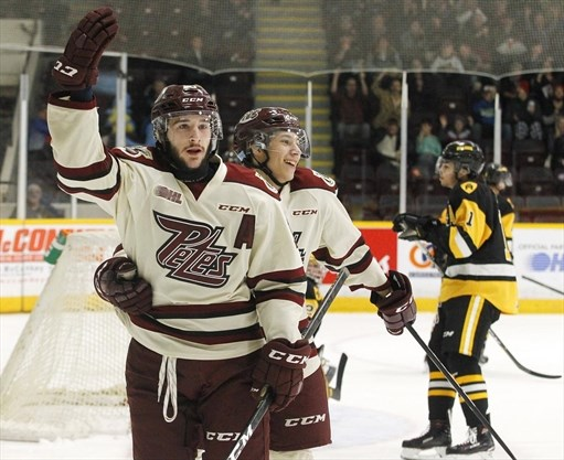 Peterborough Petes looking to push up standings in second