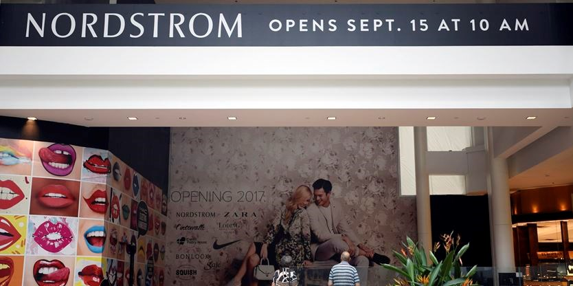 1ef67546838a Nordstrom hosts pre-opening store events at CF Sherway Gardens ...