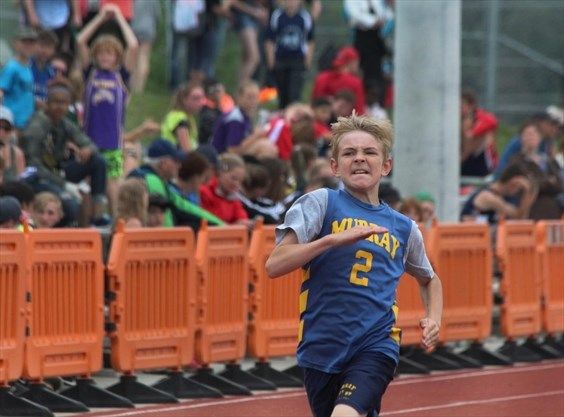 Some 78 schools take part in annual KPREAA track and field