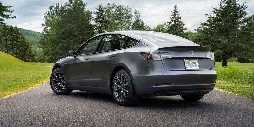 Review - 2020 Tesla Model 3 Standard Range Plus ...