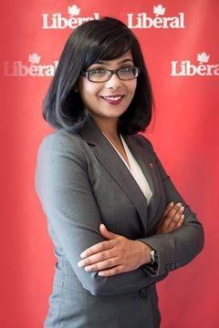 Federal Election: Mississauga-Erin Mills: Iqra Khalid ...