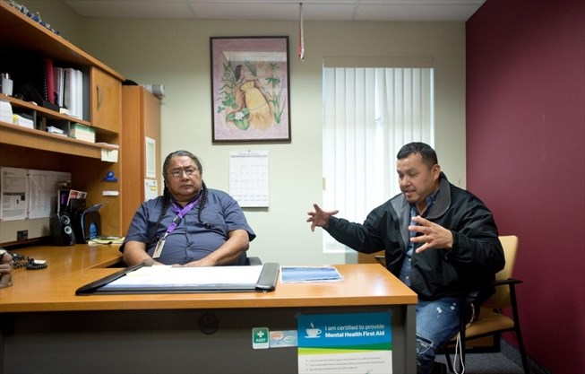 At Saugeen First Nation, the family of Kitchener man grieves