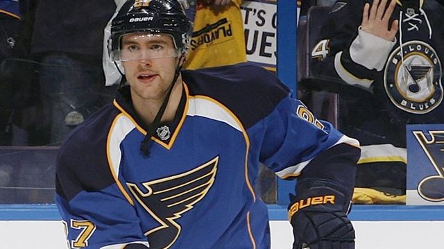 St Louis Blues Star Returning To King City Roots Yorkregion Com