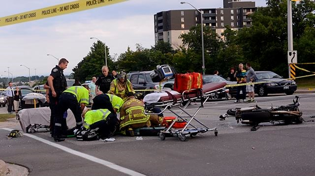 Mississauga man dies in motorcycle accident in Oakville