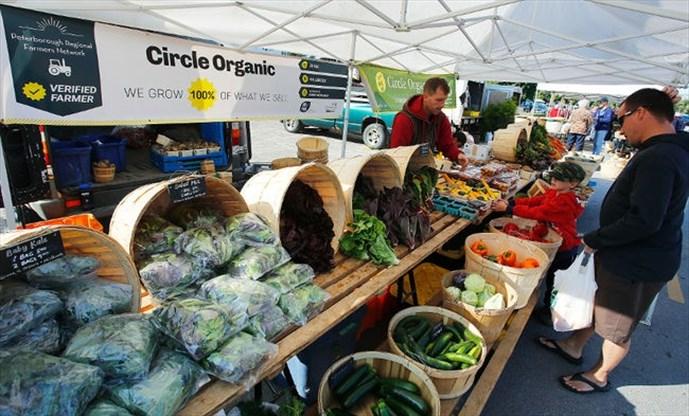 Peterborough Farmers' Market looks to evict seven vendors