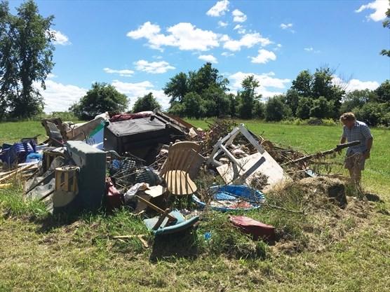 Toronto family devastated by damage to Georgina hobby farm