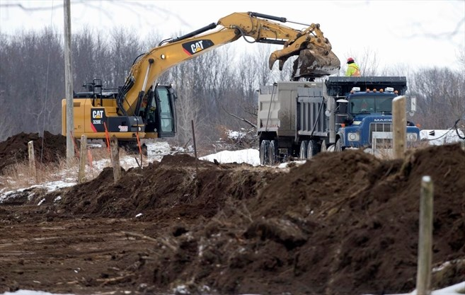 Cleanup launched after Elmira chemical factory taints farm next door