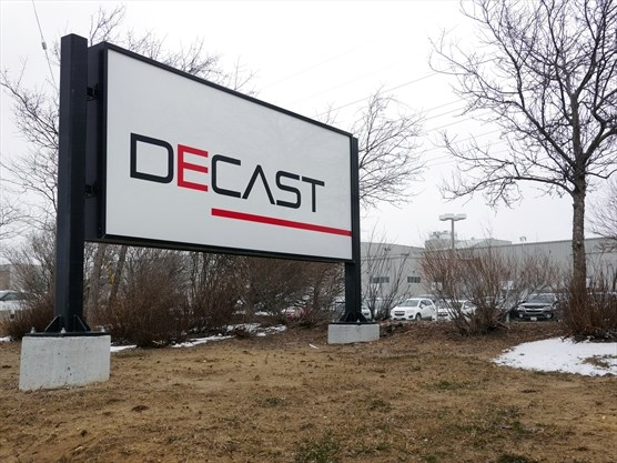 Decast Ltd  says Buy America policies to blame for 24 layoffs