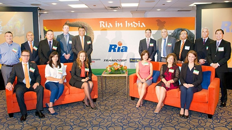 Ria Money Transfer The Third Largest Company In World And Subsidiary Of Euronet Worldwide Inc Has Signed Direct Partnership Agreements