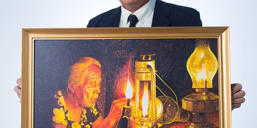 Milton photographer unveils exhibit featuring a day in the life of Mayor Krantz