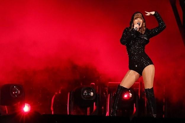 Netflix to debut Taylor Swift's Reputation Stadium tour on