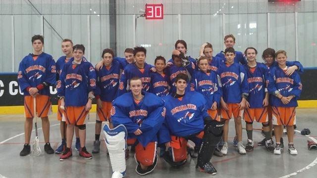 Ontario midget lacrosse