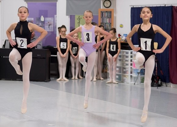 Young dancers pursue their ballet dreams | TheRecord com