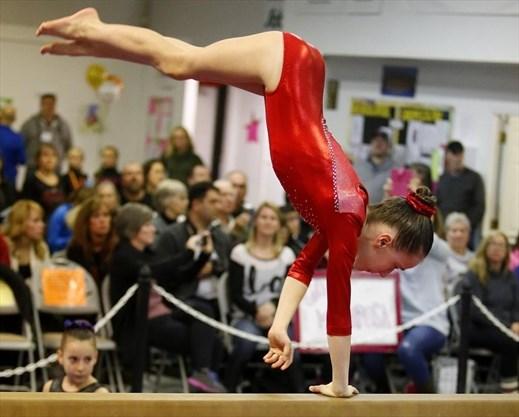 Gymnastics lindsay ontario