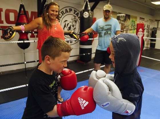 New Location New Approach For Scrapyard Boxing Club
