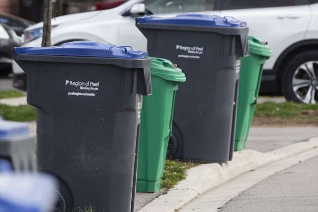 Peel Suspends Garbage Collection Exemption Period In Brampton Caledon And Mississauga Caledonenterprise Com