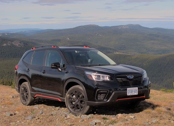 Hitting The Heights In The 2019 Forester Ourwindsor Ca