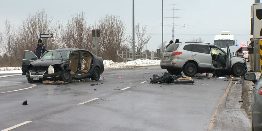 Fatal Car Accident In Ontario Canada August