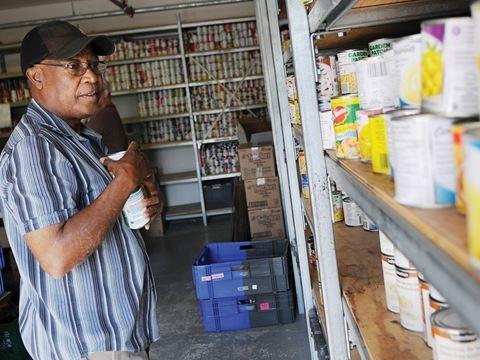 Food Bank Uxbridge Ontario