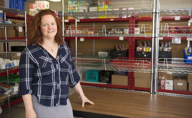 Burlington's Open Doors food bank already at its 2016 number of