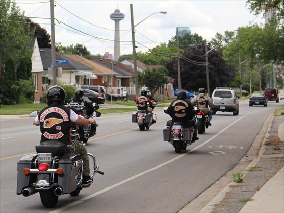 Hells Angels gather for Niagara funeral | StCatharinesStandard ca