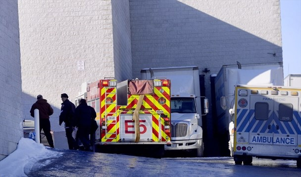 Victim in fatal tile store mishap identified | TheSpec com