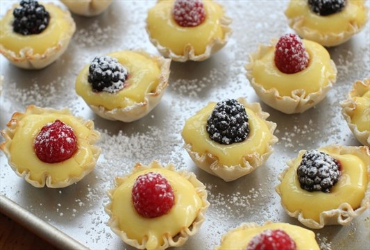 elegant finger foods add a touch of class to your oscars party
