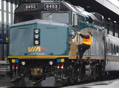 Kitchener one of communities to be affected most by Via Rail
