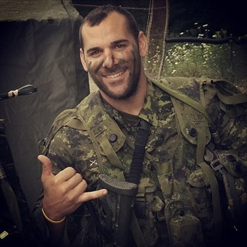 Family of slain Cpl  Nathan Cirillo to receive full death