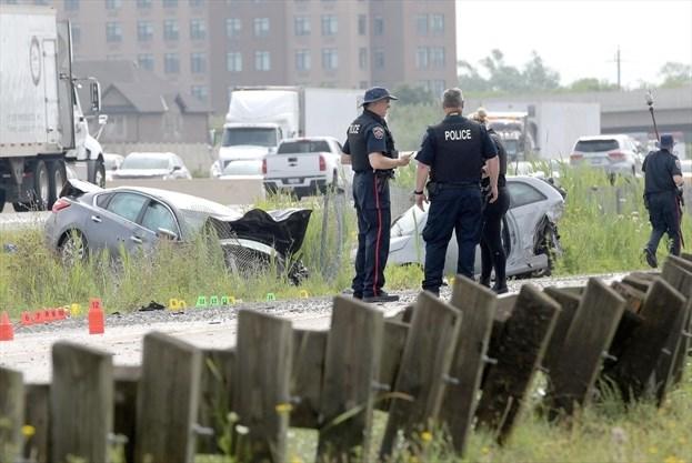 60 year-old man dead following morning crash in Stoney Creek