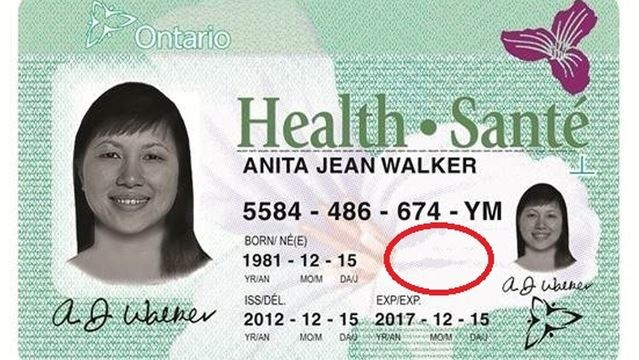 Ontario shifting to gender-neutral option on drivers' licence cards