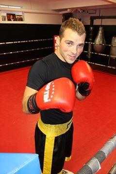 Canadian amateur boxing champs