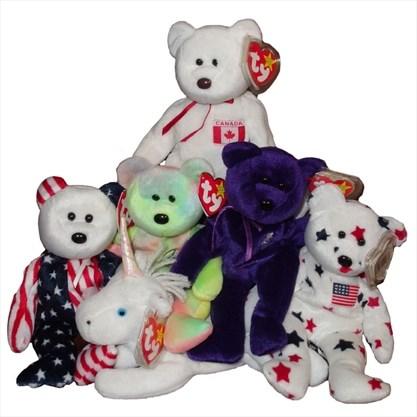2ccb9139ded Beanie Babies still worth cuddlin