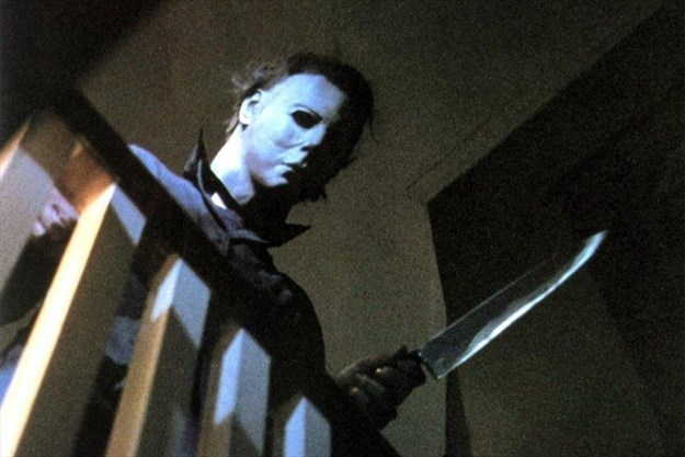 michael meyers the silent knife wielding killer from halloween 1978 has returned for sequels reboots and remakes and now hes back in a new film