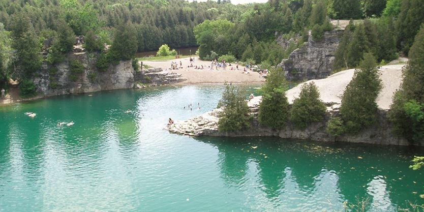Overcrowding At Elora Quarry Leads Grca To Limit Summer