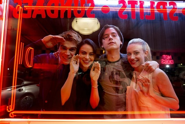 Betty and Jughead are the heart of Riverdale   TheSpec com