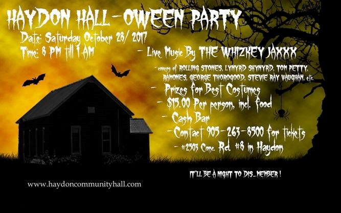 Rolling Sky Halloween Night.Haydon Halloween Costume Party On October 28 2017 Guelphmercury Com